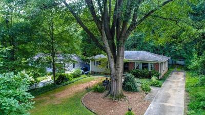 Atlanta Residential Lots & Land For Sale: 1952 Wellbourne Drive NE