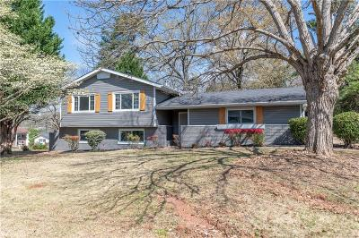 Decatur Single Family Home For Sale: 3622 Broadview Court