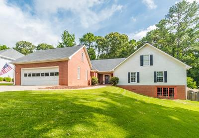 Kennesaw Single Family Home For Sale: 1453 Tributary Court NW