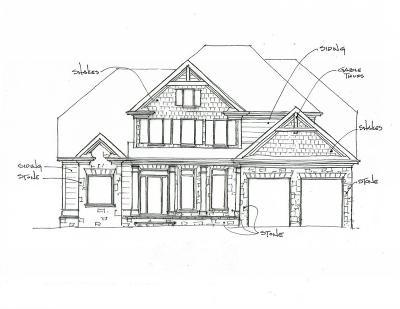 Dallas Single Family Home For Sale: 156 Angel Oak Trail