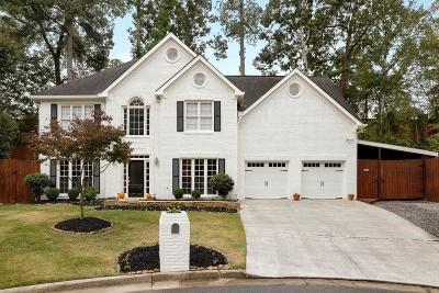 Atlanta Single Family Home For Sale: 265 Marchand Court
