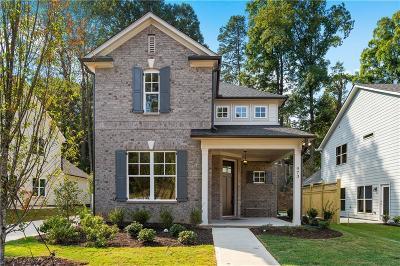 Atlanta Single Family Home For Sale: 973 Rittenhouse Way SE