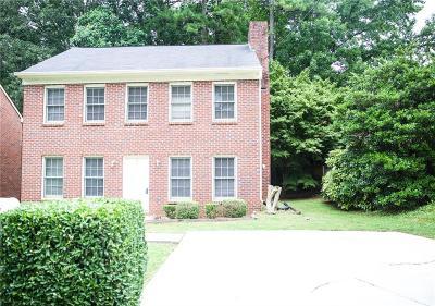 Tucker Single Family Home For Sale: 2591 Presidents Walk