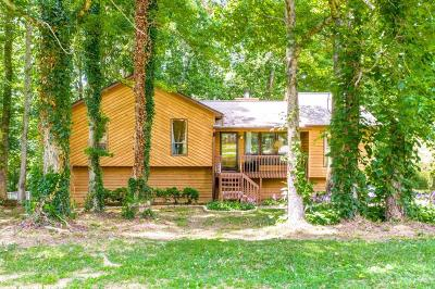 Cherokee County Single Family Home For Sale: 2646 Kellog Creek Road