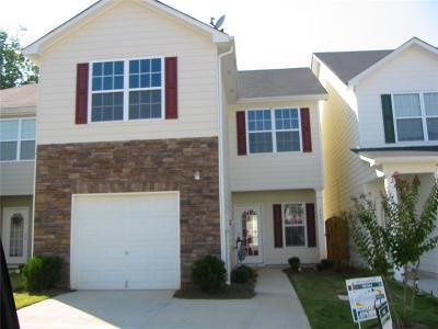Oakwood Single Family Home For Sale: 4845 Tangerine Circle
