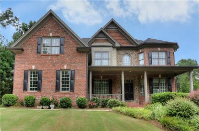 Buford Single Family Home For Sale: 5972 Island View Drive