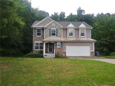 Douglasville Single Family Home For Sale: 48 W Waterbury Way Way