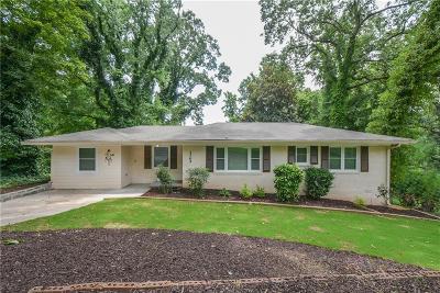Atlanta Single Family Home For Sale: 2769 Flagstone Drive SE
