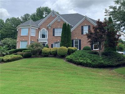Suwanee Single Family Home For Sale: 1155 Havenbrook Court