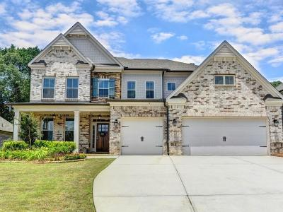 Suwanee Single Family Home For Sale: 4261 Woodward Walk Lane