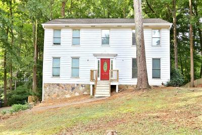Peachtree Corners Single Family Home For Sale: 4128 Jones Bridge Circle