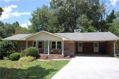 Calhoun Single Family Home For Sale: 128 Meadow Lane