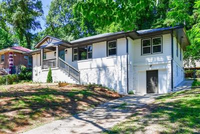 Decatur Single Family Home For Sale: 2075 Seavey Drive
