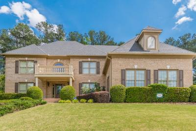 Grayson Single Family Home For Sale: 766 Heritage Post Lane