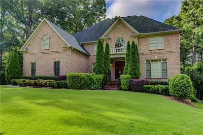 Decatur Single Family Home For Sale: 1861 Angelique Drive