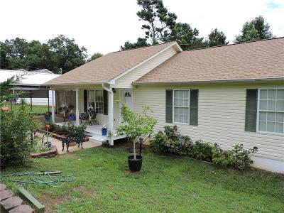 Gainesville Single Family Home For Sale: 3629 Davis Bridge Road