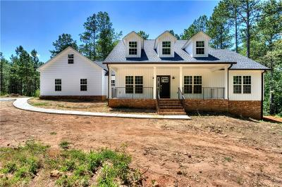 White Single Family Home For Sale: 210 Wilderness Camp Road
