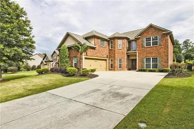 Barrow County, Forsyth County, Gwinnett County, Hall County, Newton County, Walton County Single Family Home For Sale: 3720 Hunters Walk Way