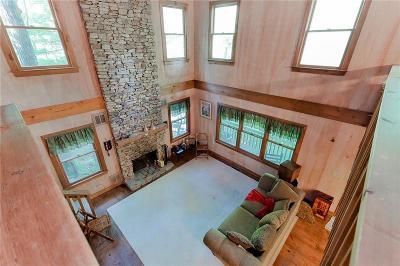 Big Canoe Single Family Home For Sale: 242 Buckskull Hollow Drive