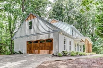 Marietta Single Family Home For Sale: 4501 Park Place Terrace