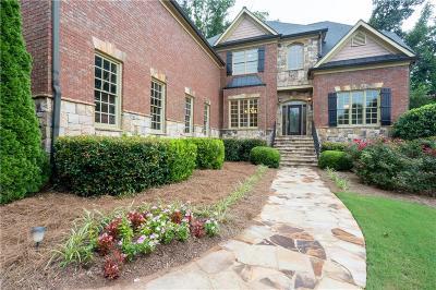 Marietta Single Family Home For Sale: 320 Summer Garden Drive