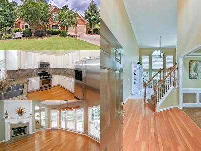 Barrow County, Forsyth County, Gwinnett County, Hall County, Newton County, Walton County Single Family Home For Sale: 1205 Rosewood Drive