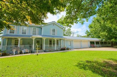 Carrollton Single Family Home For Sale: 3782 Shady Grove Road