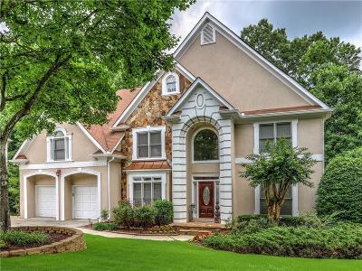 Alpharetta Single Family Home For Sale: 310 Fairleaf Court