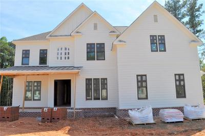 Acworth Single Family Home For Sale: Lot 23 Merlot Drive NW