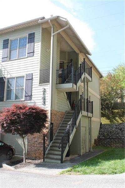 Hiawassee Condo/Townhouse For Sale: 2143 Ridgecrest Circle