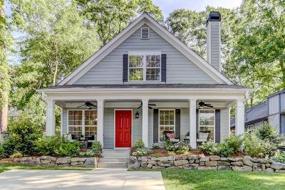 Brookhaven Single Family Home For Sale: 1294 Sunland Drive