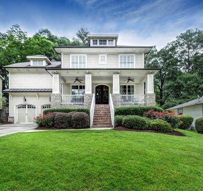 Brookhaven Single Family Home For Sale: 2681 S Bamby Lane NE