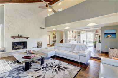 Sandy Springs Single Family Home For Sale: 2857 Spalding Drive