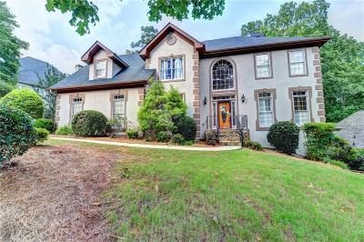 Alpharetta Single Family Home For Sale: 3720 Gromwell Drive