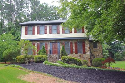 Woodstock Single Family Home For Sale: 104 Junaluska Drive