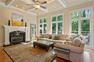 Roswell Single Family Home For Sale: 813 Grimes Bridge Road