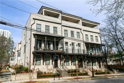 Condo/Townhouse For Sale: 18 Peachtree Avenue #2