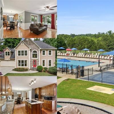 Acworth Single Family Home For Sale: 1758 McLain Road
