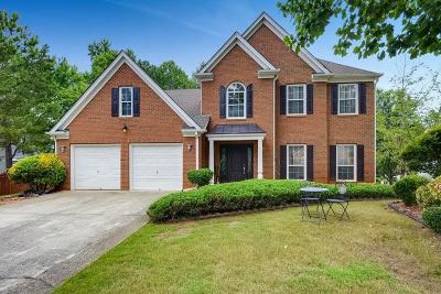 Kennesaw Single Family Home For Sale: 436 Two Iron Trail NW
