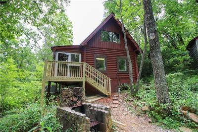 Lumpkin County Single Family Home For Sale: 657 Rock Chimney Lane