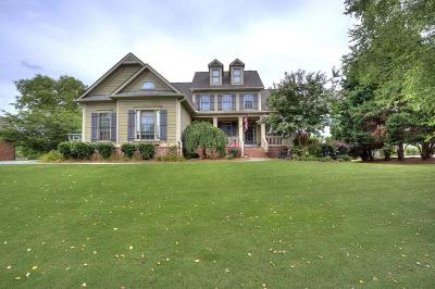 Cartersville Single Family Home For Sale: 45 Galway Drive