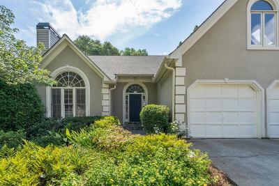 Brookhaven Single Family Home For Sale: 1230 Newbridge Trace NE