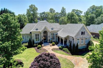 Johns Creek Single Family Home For Sale: 550 Marsh Park Drive