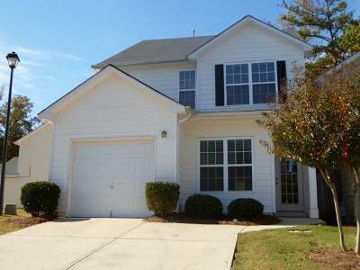 Oakwood Single Family Home For Sale: 4844 Tangerine Circle