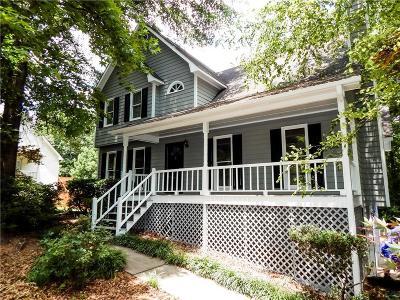 Hiram Single Family Home For Sale: 220 Lambeth Drive