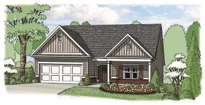 Walton County, Gwinnett County, Barrow County, Forsyth County, Hall County Single Family Home For Sale: 978 High Shoal Drive