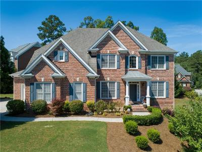 Acworth Single Family Home For Sale: 197 Westbrook Drive