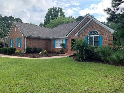 Jonesboro Single Family Home For Sale: 9243 Floyd Road