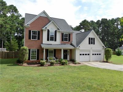 Acworth Single Family Home For Sale: 115 Old Burnt Hickory Road