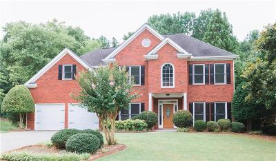 Peachtree Corners Single Family Home For Sale: 4850 Natchez Trace Court